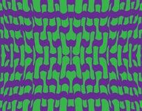 Nahtloses abstraktes Hintergrundmuster Stock Abbildung