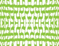 Nahtloses abstraktes Hintergrundmuster Lizenzfreies Stockfoto