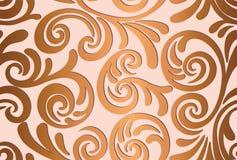 Nahtloses abstraktes Hintergrundmuster Dekorativer Hintergrund für Gewebe, Gewebe, Packpapier, Karte, Einladung, Tapete, Netzde lizenzfreie abbildung