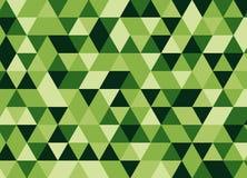 Nahtloses abstraktes klares geometrisches Muster Lizenzfreie Abbildung