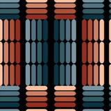 Nahtloses abstraktes Muster Lizenzfreie Stockfotografie