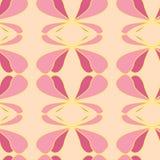 Nahtloses abstraktes Muster Stockbilder