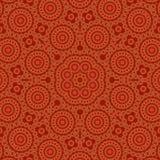 Nahtloses abstraktes Muster lizenzfreies stockbild