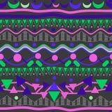 Nahtloses abstraktes Muster ENV 10 Stockfoto