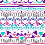 Nahtloses abstraktes Muster ENV 10 Stockfotografie