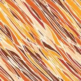 Nahtloses abstraktes von Hand gezeichnet Muster Abstraktes buntes L stockbilder
