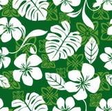Nahtloses Aloha Freitag-hawaiisches Hemd-Muster Stockfoto