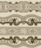 Nahtloses antikes Muster Lizenzfreie Stockbilder