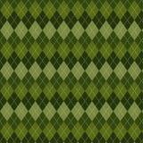 Nahtloses argyle Muster. Stockbilder