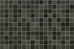 Nahtloses Badezimmer deckt Muster mit Ziegeln Stockbilder