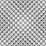 Nahtloses Beispielauszugsmuster vektor abbildung