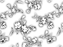 Nahtloses Blumenmuster Lizenzfreie Stockfotos