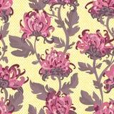 Nahtloses Blumenmuster. Lizenzfreie Stockbilder