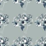 Nahtloses Blumenmuster 8 Stockfotos