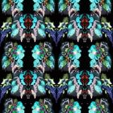 Nahtloses Blumenmuster Stockfoto