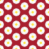Nahtloses Blumenmuster Lizenzfreies Stockfoto