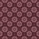 Nahtloses Blumenmuster der empfindlichen Spitzes Stockbilder