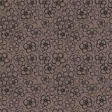 Nahtloses Blumenmuster Dieses ist Datei des Formats EPS10 Gänseblümchen Lizenzfreies Stockfoto