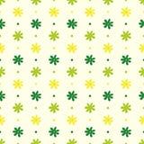 Nahtloses Blumenmuster, Illustration Stockfotos