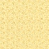 Nahtloses Blumenmuster mit der gezeichneten Hand stilisierte Blumen. Lizenzfreie Abbildung
