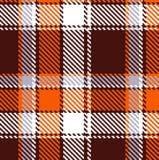 Nahtloses checkered Muster Lizenzfreie Stockfotos