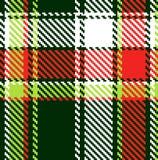 Nahtloses checkered Muster Lizenzfreie Stockbilder