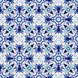 Nahtloses dekoratives aufwändiges Muster Stockbilder