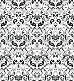Nahtloses dekoratives Muster Stockbild