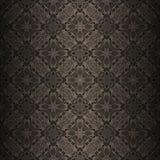 Nahtloses dekoratives Muster stockbilder
