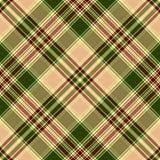 Nahtloses diagonales Quermuster lizenzfreie abbildung