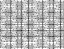 Nahtloses einfarbiges Schachbrettmuster des Designs Lizenzfreie Stockfotografie