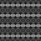 Nahtloses einfarbiges Schachbrettmuster des Designs Lizenzfreie Stockfotos