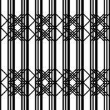 Nahtloses einfarbiges Schachbrettmuster des Designs Stockfotos