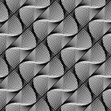 Nahtloses einfarbiges Spitzen- Muster des Designs Lizenzfreie Stockfotos
