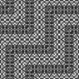 Nahtloses einfarbiges Spitzen- Muster des Designs Lizenzfreie Stockbilder
