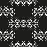 Nahtloses ethnisches Muster vektor abbildung