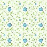 Nahtloses Gänseblümchen-Muster Lizenzfreies Stockfoto