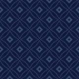 Nahtloses Geometriemuster des Vektors lizenzfreie stockfotos