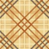 Nahtloses geometrisches überprüftes Muster Stockfotografie