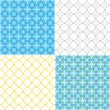 Nahtloses geometrisches arabisches Muster - Illustration vektor abbildung