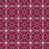 Nahtloses geometrisches klassisches einzigartiges Artdesignmuster vektor abbildung