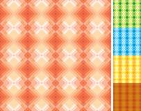 Nahtloses geometrisches Muster Stockbilder