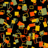 Nahtloses geometrisches Muster Lizenzfreie Stockfotografie