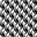 Nahtloses geometrisches Muster Lizenzfreie Stockfotos