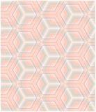 Nahtloses geometrisches Muster Stockbild