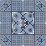 Nahtloses geometrisches Muster 9 Stockfotos