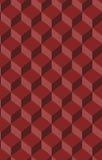 Nahtloses geometrisches Muster/Hintergrund Stockbild