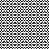 Nahtloses geometrisches Muster mit dem Blumenblatt der gerundeten Raute Auch im corel abgehobenen Betrag Lizenzfreies Stockfoto