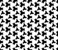 Nahtloses geometrisches Mustervektor-Hintergrunddesign Lizenzfreies Stockbild