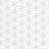 Nahtloses geometrisches vektormuster Lizenzfreies Stockbild